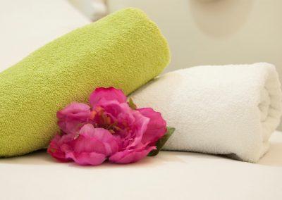 Asciugamani Estetica la Corte del Sole Chirignago